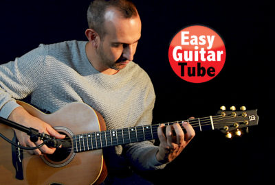 Fingerstyle Guitar – EasyGuitarTube
